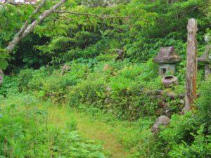 大里神社の中2