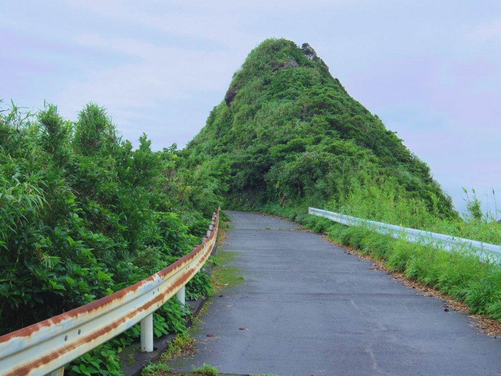 大千代港への道