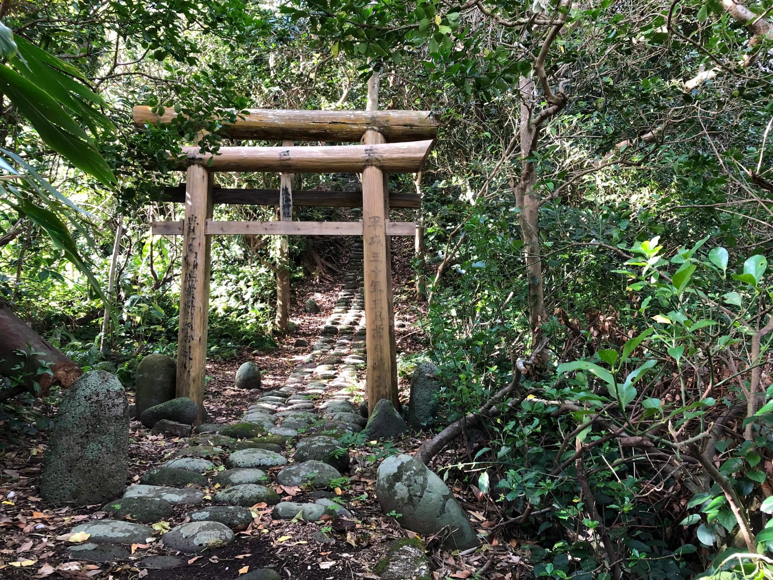 渡海神社①