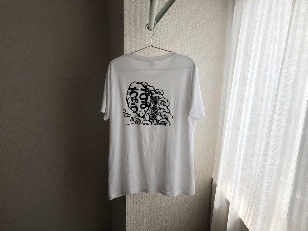 あおちゅうTシャツ③