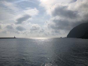 底土港からの海