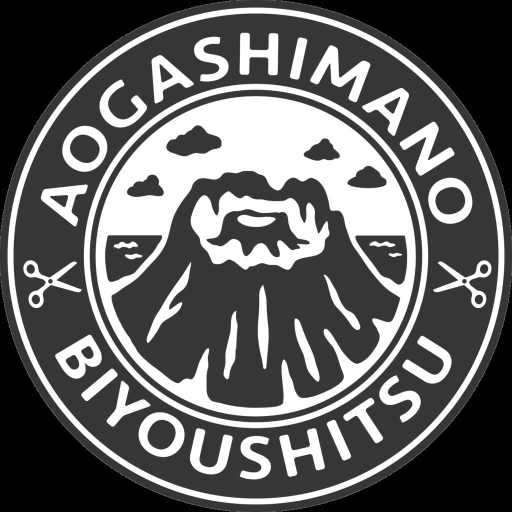 青ヶ島の美容室ロゴ