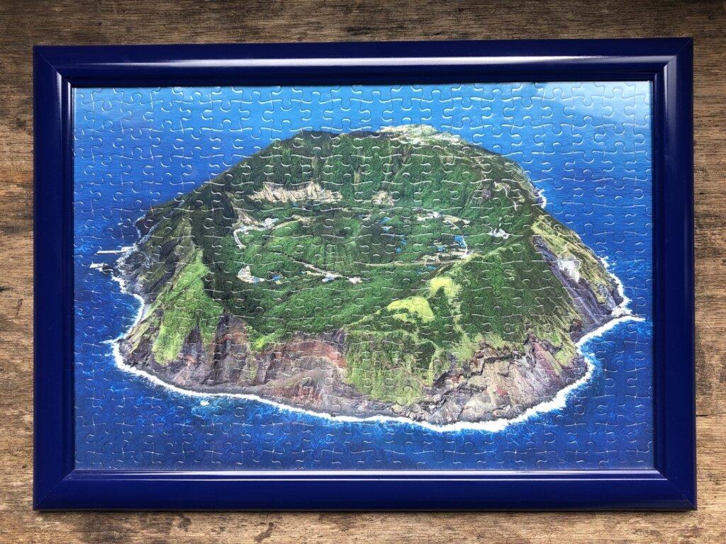 青ヶ島のパズル