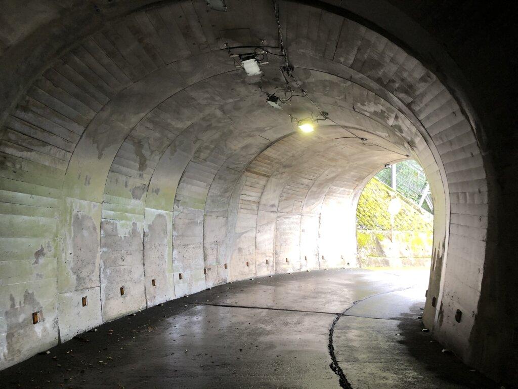 平成流し坂トンネル