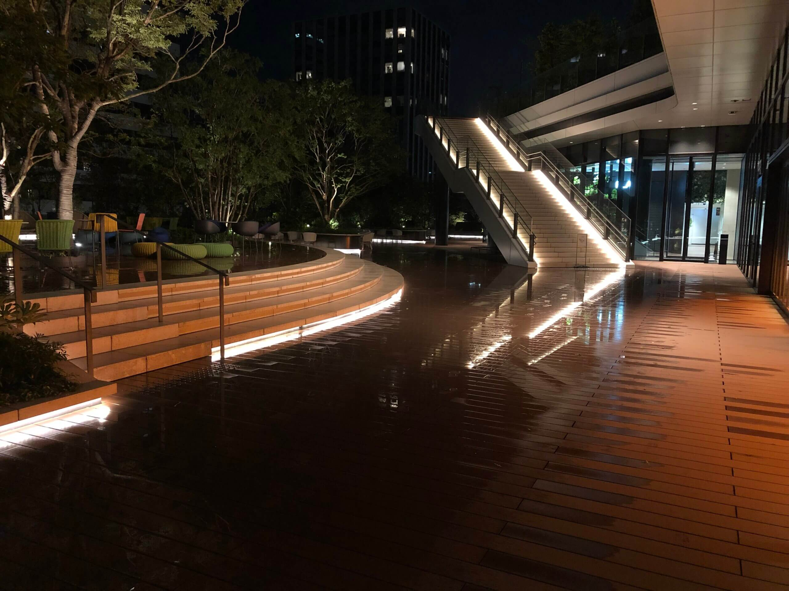 TOKYO PORTCITY TAKESHIBA