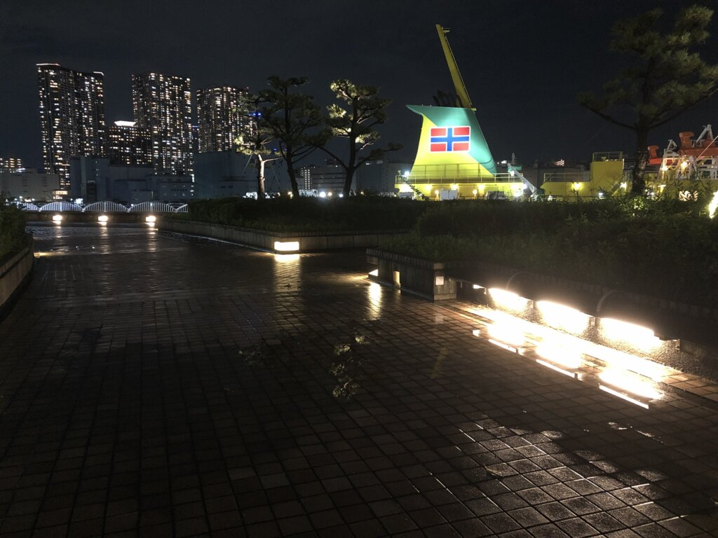 TOKYO PORT-CITY TAKESHIBA