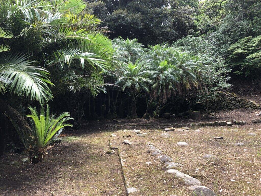 名主屋敷跡